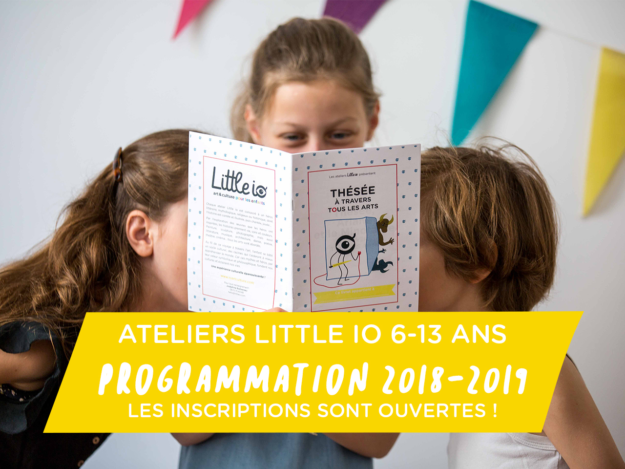 programmation 2018 2019 ateliers little io