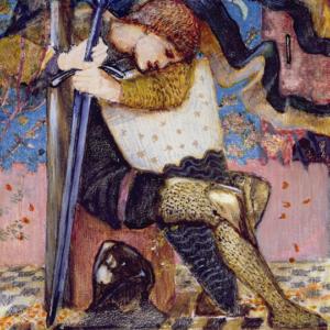 Roi Arthur art