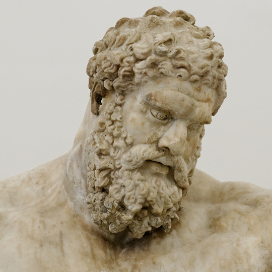 <span>Atelier</span> Hercule <span> à travers tous les arts</span>