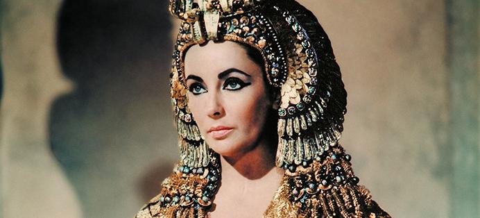 Cléopâtre raconté aux enfants par les plus grands arts peinture cinéma péplum opéra asterix obélix