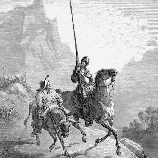 <span>Atelier</span> Don Quichotte <span> à travers tous les arts</span>