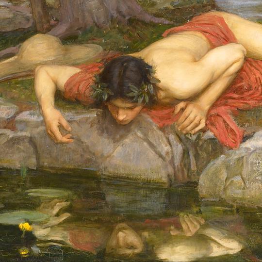 <span>Atelier</span> Narcisse <span>à travers tous les arts</span>