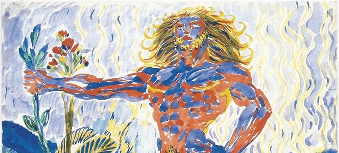 Prométhée à travers tous les arts Kuapka mythe histoire de l'art mythologie grecque enfants