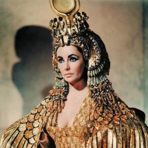 Cléopâtre Liz Taylor