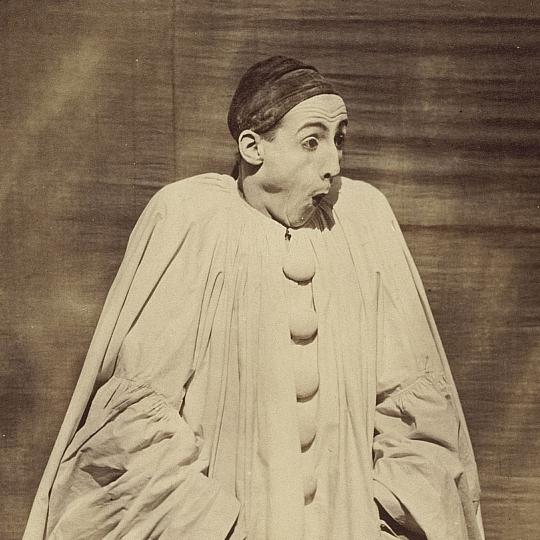 <span>Atelier</span> Pierrot <span> à travers tous les arts</span>