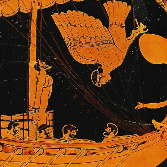 <span>Atelier</span> Ulysse<span> à travers tous les arts</span>