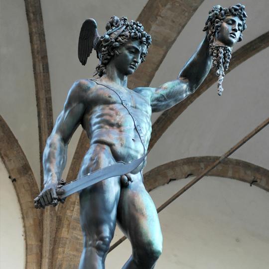 <span>Atelier</span> Persée et Méduse<span> à travers tous les arts</span>
