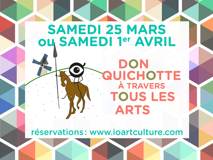 don quichotte art atelier