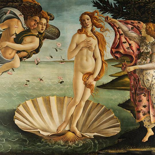 <span>Atelier</span> Aphrodite <span> à travers tous les arts</span>